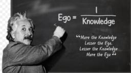 On Ego